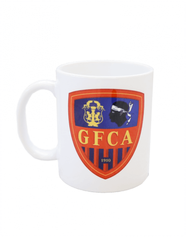 Mug officiel - logo GFCA